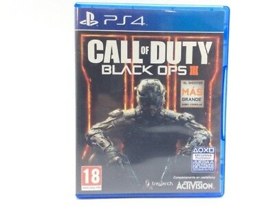 Juego Ps4 Call Of Duty Black Ops Iii Ps4 4294587