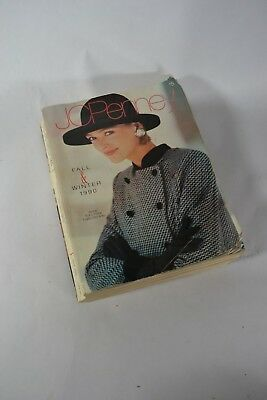 Vintage JC Penny Bigbook - Fall & Winter 1990 Catalog -