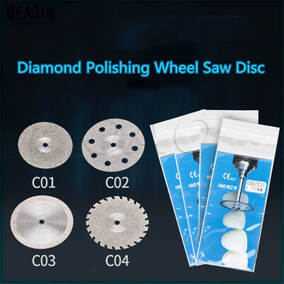 10XDiamond Polishing Wheel Saw Disc Ultrathin Sand Cutting Grinding 16/19/22mm