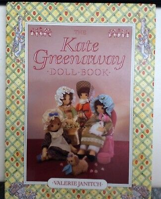 The Kate Greenaway Doll Book Valerie Janitch