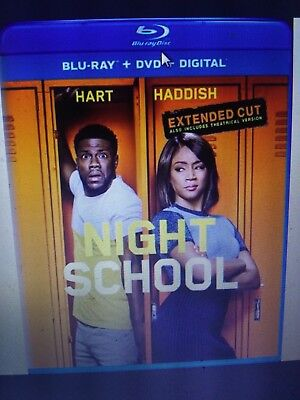 Night School Bluray only or dvd you choose(read description)