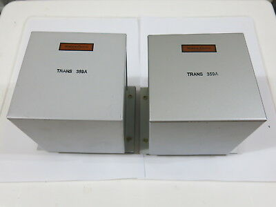 One pair 300B tube power transformers
