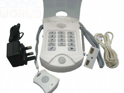 Family and Friends Auto Dialling Panic Alarm Hands Free Disabled / Living Alone