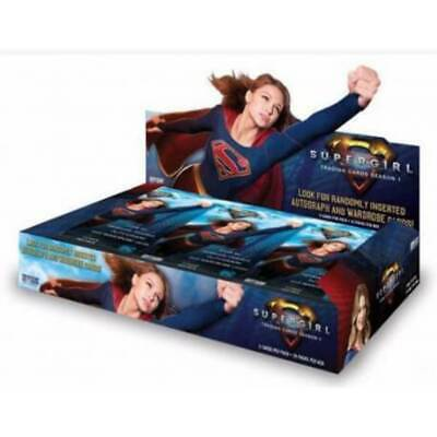Supergirl Season 1 Trading Cards Box (Cryptozoic 2018)
