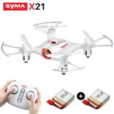 Syma X21 Mini RC Quadcopter Drone 2.4G 6 Axis Gyro 3D Roll Headless Helicopter