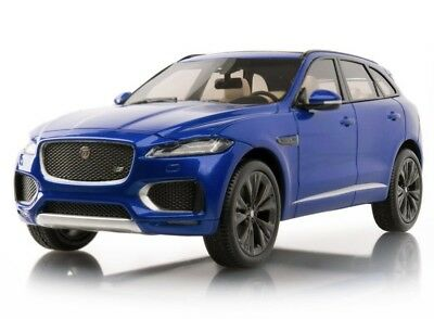 F-Pace 1:43 Scale Model