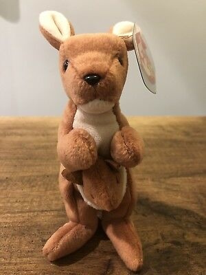 bf4ea4b3513 COLLECTORS! RETIRED Rare Pouch Beanie Baby Style 4161 With Errors ...