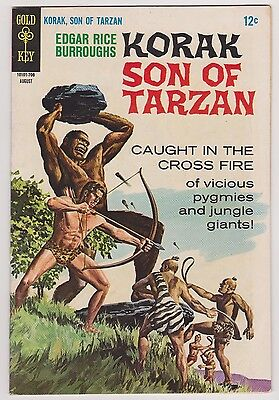 Korak Son of Tarzan #18, Fine - Very Fine Condition