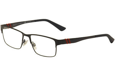 6444359eee6c Polo Ralph Lauren Men's Eyeglasses PH1147 PH/1147 9119 Blue Optical Frame  54mm