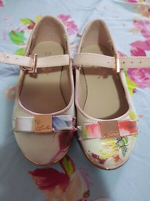 0f6718d86 TED BAKER BABY girl shoes - £12.00
