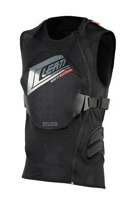 2019 Leatt 3df AIRFIT Safety Giacca Jacket PROTEZIONI CAMICIA BODY PROTECTOR brace