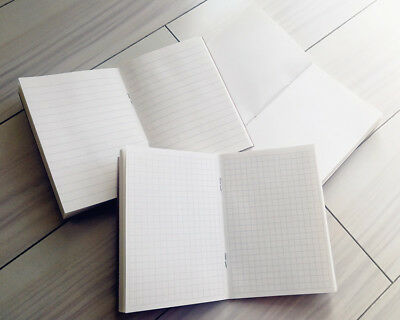 """""""Endless Papers"""" Pack of 3 Inside Papers for MMC Real Leather Journal Notebook"""
