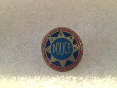 Pin's POLICE COSPH