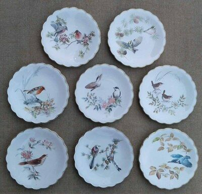 Royal Worcester - The Birds Of Dorothy Doughty Selection - Limited Edition.