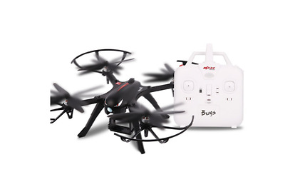 ZANTEC MJX Bugs 3 RC Quadcopter Brushless Drone 2.4G 6-Axis Gyro with Camera ...
