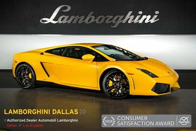 2013 Lamborghini Gallardo LP550-2  NAV+RR CAMERA+PWR HEATED SEATS+YELLOW CALIPERS+TRANSPARENT ENGINE+CALLISTOS