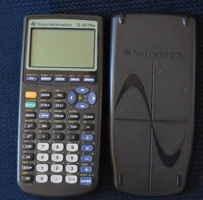 Ti-83 plus instruction manual (texas instruments graphing.