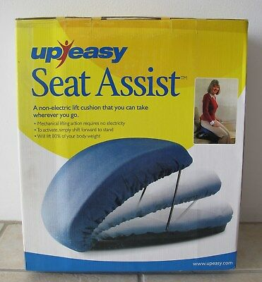 New Upeasy Seat Assist Lifting Cushion by UpLift Technologies UPE3, 91-154kg