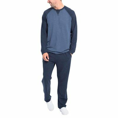 Orvis Men's 2-Piece Pajama Lounge Set Fast Shipping