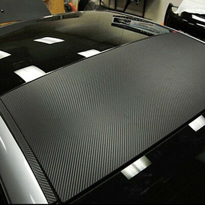 Car Interior Accessories Interior Panel Black Carbon Fiber Vinyl Wrap Sticker ya
