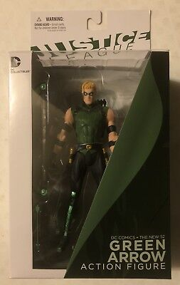 Green Arrow action figure - DC Collectibles New 52 - Justice League - Star Wars