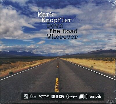 Mark Knopfler - Down The Road Wherever Deluxe | NEW
