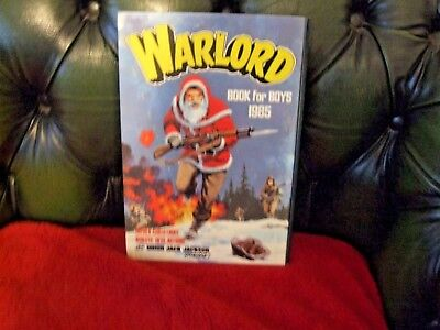 DC Thompsons Warlord for Boys Annual 1985 (Unclipped)