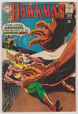 Hawkman #24, Very Good Condition'