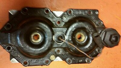 Johnson Evinrude V4 90hp Cylinder head 1995-2006 part# 0340950