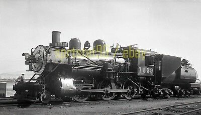 SP SOUTHERN PACIFIC 4-8-4 Steam Locomotive #4480 - Vintage