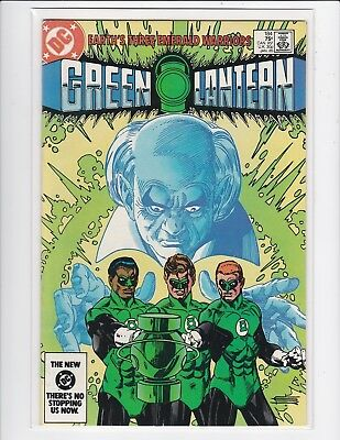 Green Lantern vol.2 #184 - Jon Stewart - Near Mint