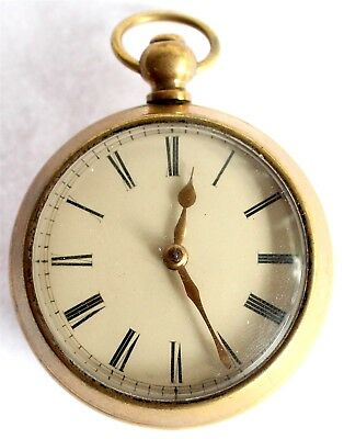 Antique - Verge Fusee? Pocket Watch - Rare - Engraved B.More 1635 LONDON - Old