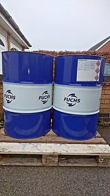Empty Oil Barrel Drum, 205 Litres, 45 Gallon, Bbq, Incinerator - Nottingham