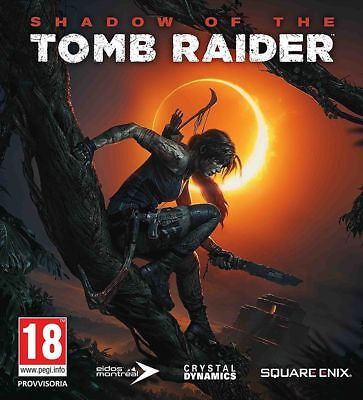 Shadow Of The Tomb Raider - Pc - Italiano Originale Completo - Steam Lara Croft