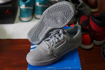 8cb113e5b3d83 ADIDAS YEEZY POWERPHASE CALABASAS GREY KANYE WEST SIZE 4 MEN DS Rare ...