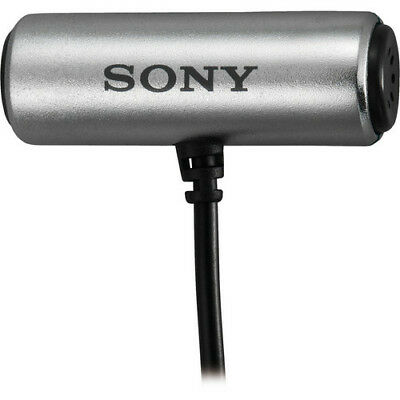 Sony Mic ECM-CS3 Condenser Wired High Quality Professional Microphone - Tracking