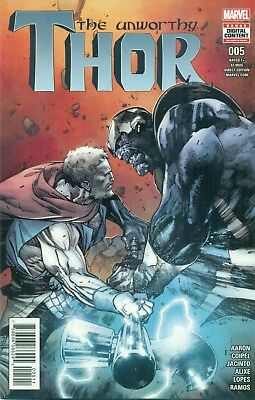 Unworthy Thor #5 Aaron Coipel Beta Ray Bill Collector Thanos Variant A NM/M 2017