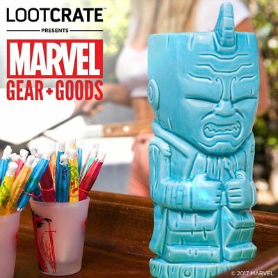 Authentic Marvel EXCLUSIVE~YONDU GEEKI TIKI Loot Crate Guardians of the Galaxy