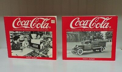 Coca-Cola: A History In Photographs & Its Vehicles In Photographs 1930-1969 Book