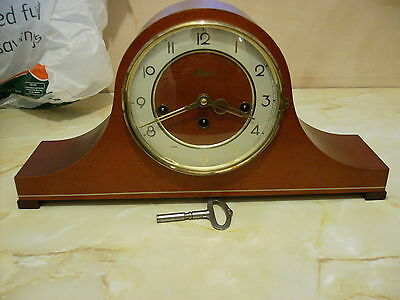 Hermle clock [ mantlepiece with chime ] Vintage Antique Gift