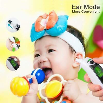 FDA Ear and Forehead Infrared Digital Medical Thermometers For Baby Children WD