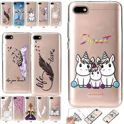 Silicone Case Cover For Samsung Galaxy J4 Plus A7 2018 Huawei Honor 8X Redmi 6A