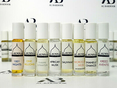 Al Sunnah Perfumes Official Stockist. High End Designer and Oriental Perfume Oil