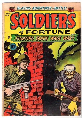 Soldiers of Fortune #12, Fine Condition