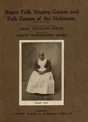 Black American Slave Songs & Poetry - 57 Rare Books On Dvd - Blues Music History