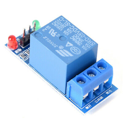 5V 1 Channel Relay Board Module Optocoupler LED For Arduino PIC ARM RS
