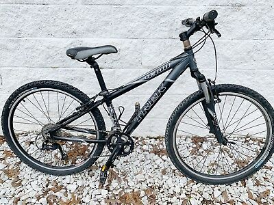 "c11cfa8c9d2 TREK 4300 MOUNTAIN Bike / 24-Speed / 13"" Aluminum Frame - $250.00 ..."
