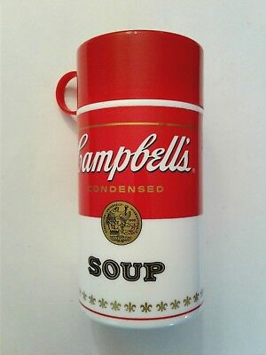 1998 Campbell's Soup Red Thermos