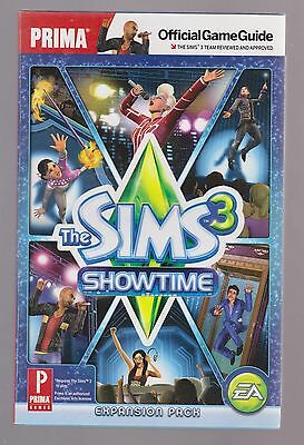 Download the sims 3 showtime: prima official game guide (prima.