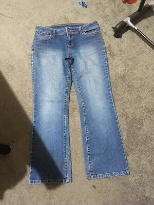 BULK Womens Jeans Shorts And Tops Size 14-16 EUC-GUC